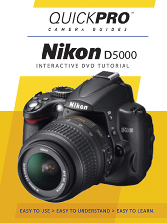 nikon d5000 instructional camera guide by quickpro quickpro camera rh quickprocameraguides com